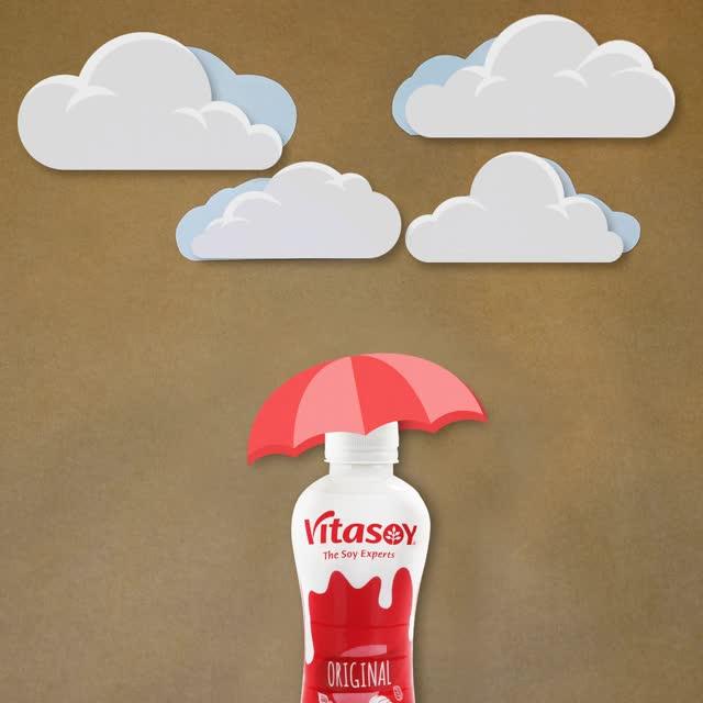 Watch and share Rain Rain Rain! GIFs by VitasoyPH on Gfycat