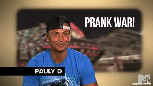 Watch and share Pauly D GIFs on Gfycat