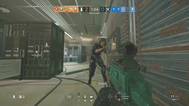 Watch and share Rainbow6 GIFs and Boltrax GIFs by Boltrax on Gfycat