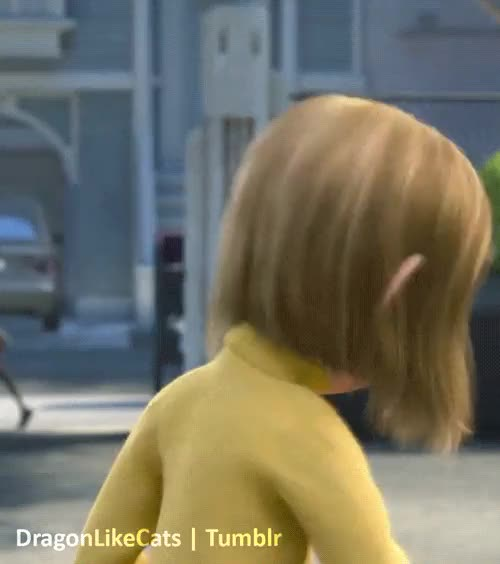 Watch Dinosaurs GIF on Gfycat. Discover more and her hair is just beautiful, anger, inside out, it's so cute, my gifs, pixar, riley anderson GIFs on Gfycat