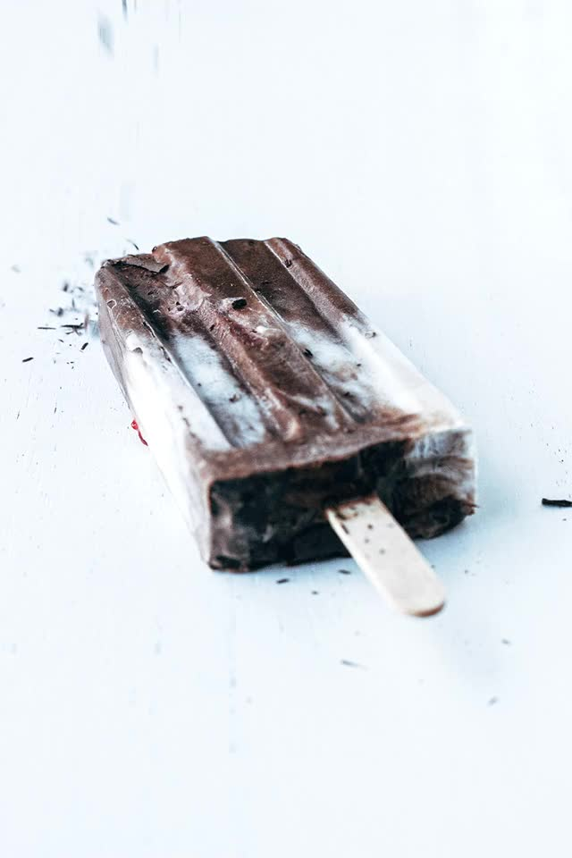 Watch and share Dairy Free Black Forest Popsicles  Desperado GIFs on Gfycat