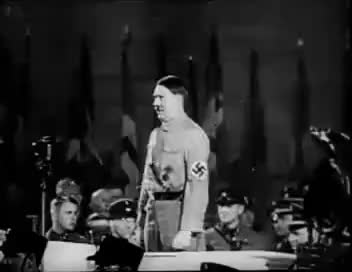 Watch Adolf Hitler Speech 1933. GIF on Gfycat. Discover more 1933, Adolf, hitler, speech GIFs on Gfycat