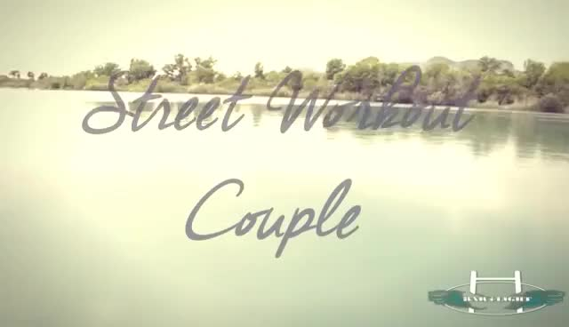 Watch and share ♥♥ Street Workout Couple ♥♥ GIFs on Gfycat
