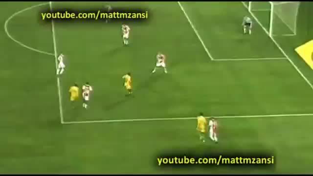 madtekkers, Manqana reverse elastico goal vs. Ajax (reddit) GIFs
