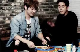 Watch minhwan and the pororo drum GIF on Gfycat. Discover more drummer boy, ft island, ftisland, gifs4, minhwan, okay my essay is waiting for me, pikicast, you are squishy GIFs on Gfycat