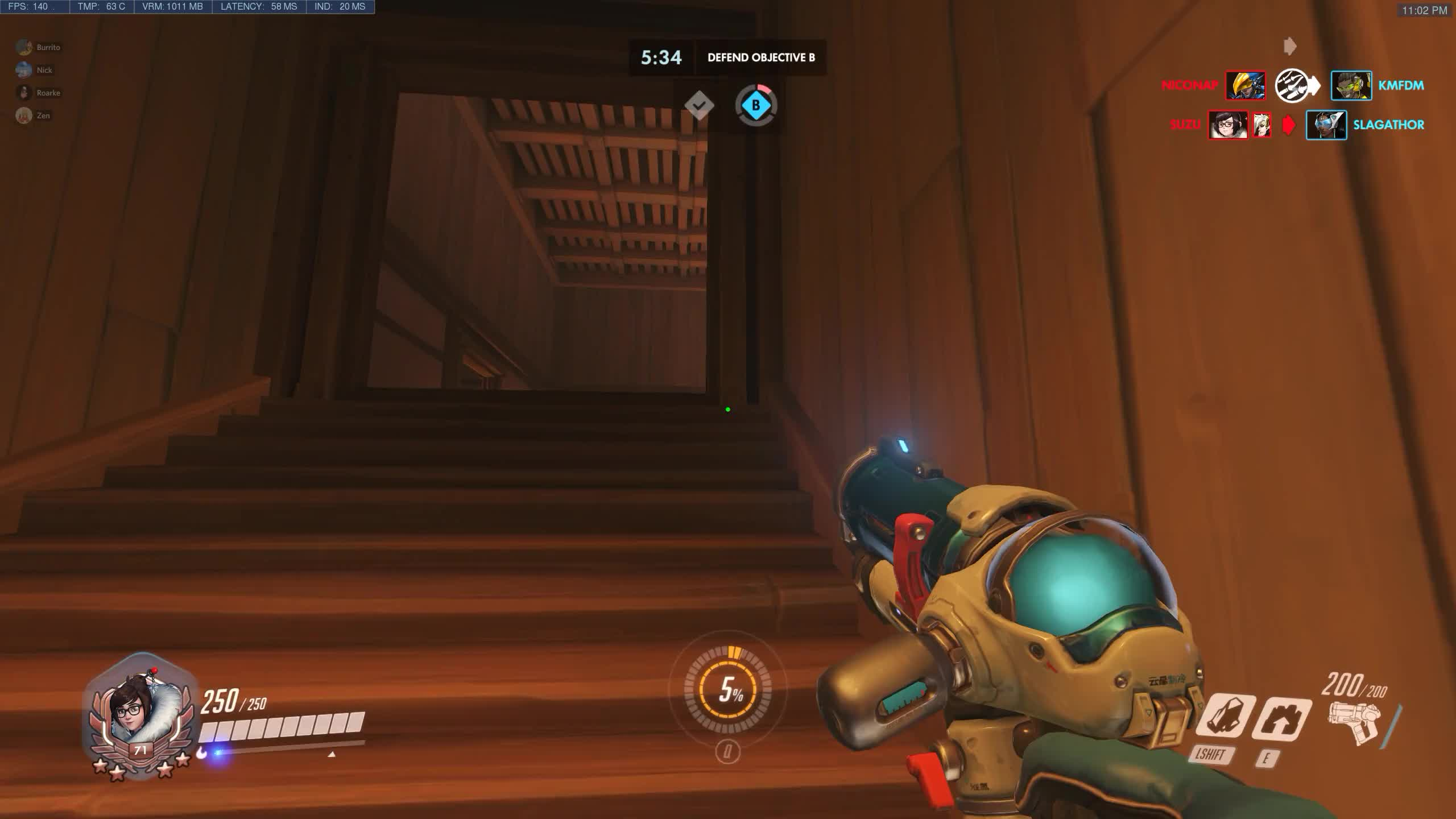 overwatch, Mercy Squash GIFs