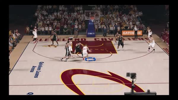 nba2k, So my power forward on mycareer just made assist of the year.. (reddit) GIFs