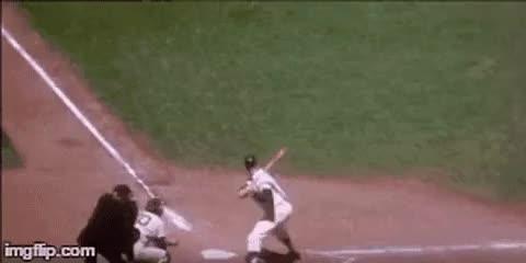 Watch CX-E7jKWAAIrQd3 GIF on Gfycat. Discover more Mickey Mantle, baseball, bat flip GIFs on Gfycat