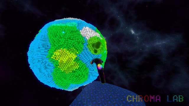 Watch Chroma Lab GIF by @set111 on Gfycat. Discover more Simulation, VR, psychedelic GIFs on Gfycat