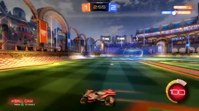 Watch and share Rocket League GIFs and Playstation 4 GIFs on Gfycat