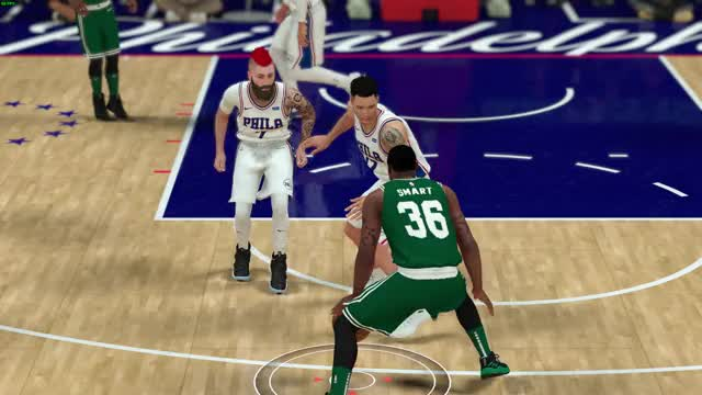 Watch NBA 2K19 GIF by @hurscs on Gfycat. Discover more related GIFs on Gfycat