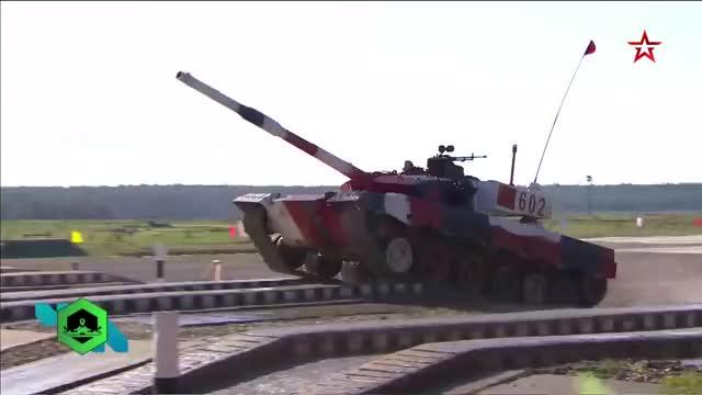 Watch Tank Biathlon 2018 GIF on Gfycat. Discover more News & Politics, armygames2018, tvzvezda, zvezda, АРМИ2018, Телеканал Звезда, звезда, телеканал GIFs on Gfycat