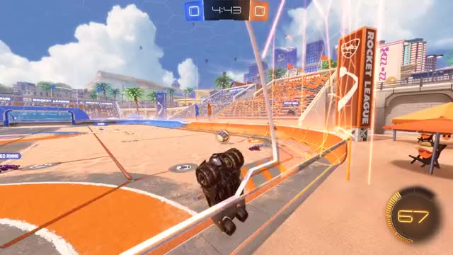 Watch Goal 1: Bearded Rhin0 GIF by Gif Your Game (@gifyourgame) on Gfycat. Discover more Gif Your Game, GifYourGame, Rocket League, RocketLeague, RuthlessRookie GIFs on Gfycat