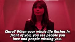 Watch and share Clara Oswin Oswald GIFs and What Do You Think? GIFs on Gfycat