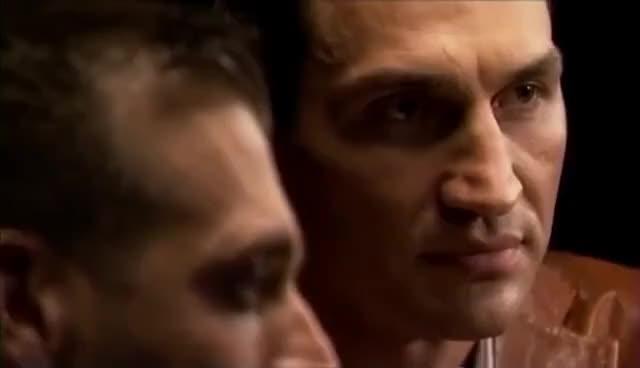Watch HBO Face Off - Wladimir Klitschko vs David Haye GIF on Gfycat. Discover more related GIFs on Gfycat