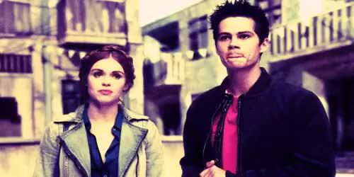 Watch and share Teen Wolf Couples GIFs and Stiles Stilinski GIFs on Gfycat