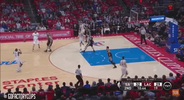 Watch Jamal knew it was going in. (reddit) GIF on Gfycat. Discover more LAClippers, nba GIFs on Gfycat