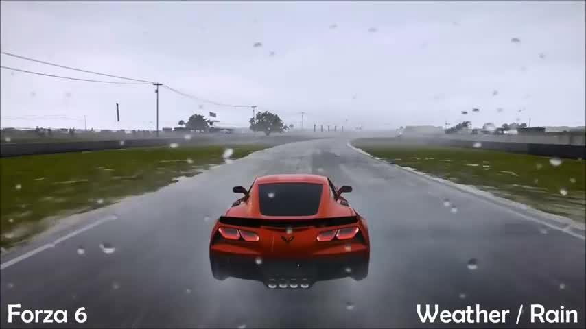 Driveclub, gaming,  GIFs