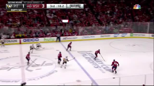 Watch Backstrom 4-1 GIF by The Pensblog (@pensblog) on Gfycat. Discover more Backstrom, Capitals, Penguins, The Pensblog, hockey GIFs on Gfycat