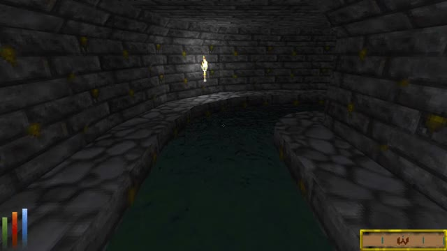 Watch water-walking-dungeon GIF by @interkarma on Gfycat. Discover more related GIFs on Gfycat