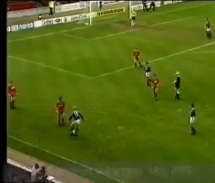 Watch and share MCCOIST - Rangers V Aberdeen, 1992 (Golden Boot) GIFs on Gfycat