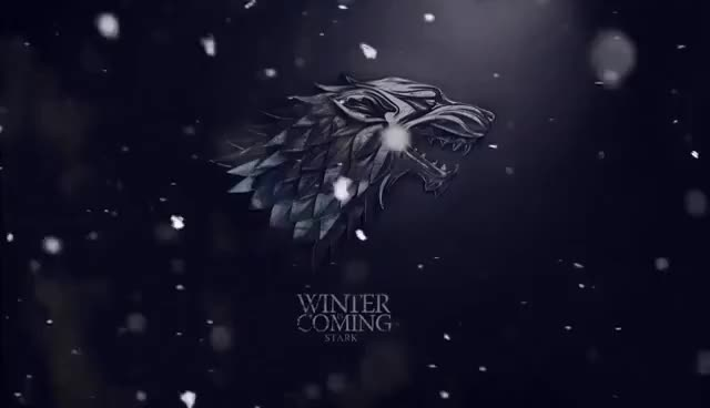 Watch and share Game Of Thrones Stark Live Wallpaper For Windows OS - DesktopHut.com GIFs on Gfycat