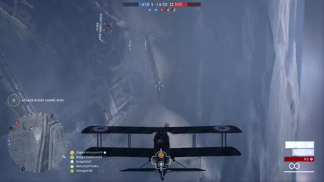 Watch TheRAWPrAwN79 playing Battlefield™ 1 GIF on Gfycat. Discover more battlefield_one GIFs on Gfycat
