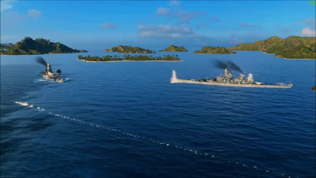 Watch and share Warships GIFs and Iowa GIFs on Gfycat