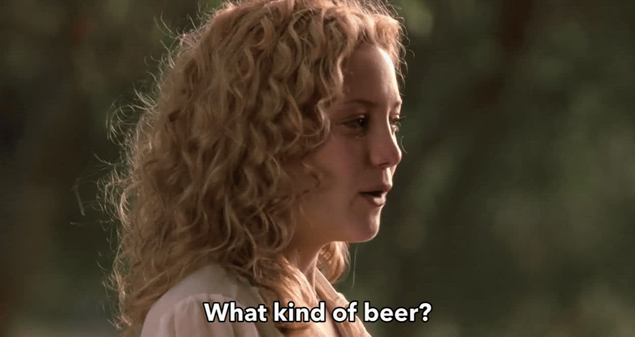 almost famous, confused, hurt, penny lane, What kind of beer? GIFs