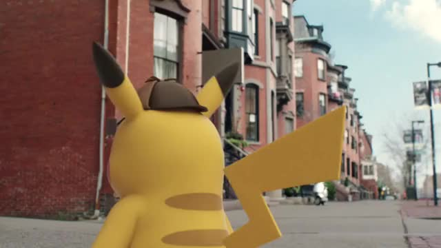 Watch this trending GIF by @alejorian on Gfycat. Discover more Detective Pikachu, Pikachu, Pokémon GIFs on Gfycat