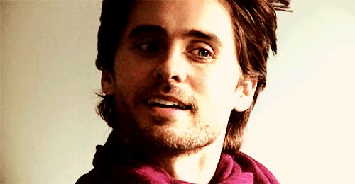 Watch Jared GIF on Gfycat. Discover more jared leto GIFs on Gfycat
