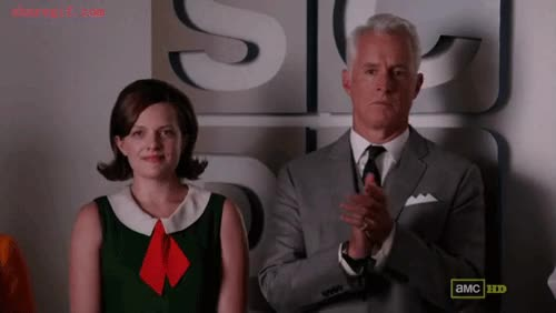 Watch this applause GIF on Gfycat. Discover more applause, clapping, elisabeth moss, john slattery, mad men GIFs on Gfycat