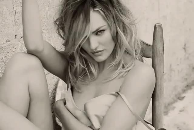 Watch and share Candice Swanepoel GIFs by shapesus on Gfycat