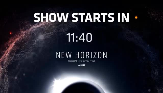AMD Presents New Horizon GIFs