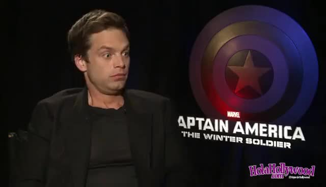 Watch and share Sebastian Stan GIFs and Winter Soldier GIFs on Gfycat