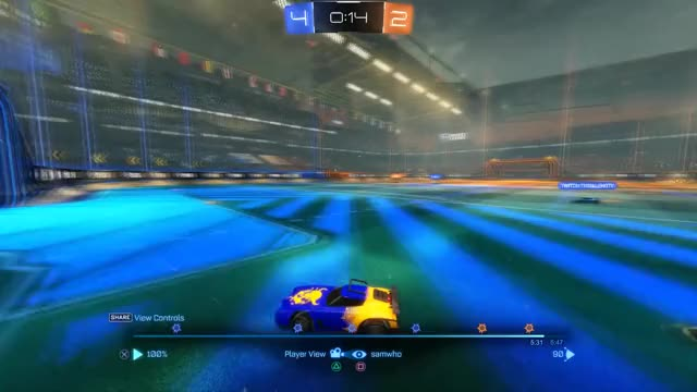 Watch and share Rocket League GIFs by samwho on Gfycat