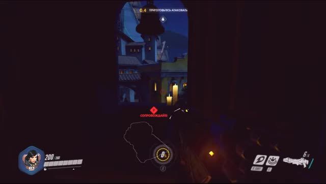 Watch and share Overwatch GIFs and Gaming GIFs by sunwind on Gfycat
