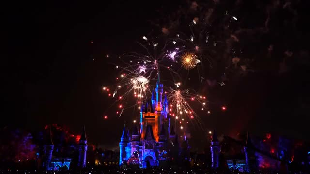 Watch and share HAPPILY EVER AFTER Magic Kingdom Fireworks 4K Full Show + Outro | Walt Disney World GIFs on Gfycat