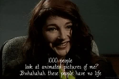 Watch and share Kate Bush GIFs on Gfycat