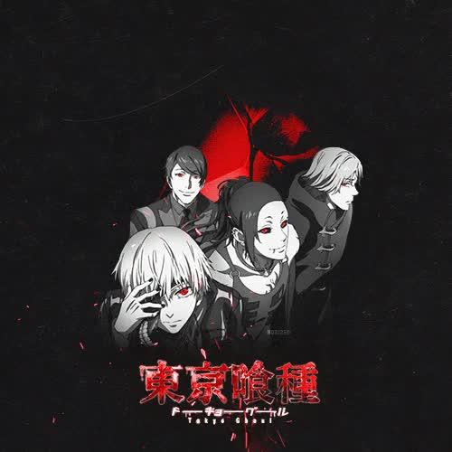 Watch and share Tsukiyama Shuu GIFs and Tokyo Ghoul GIFs on Gfycat