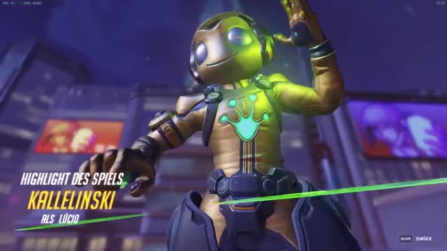 Watch and share Overwatch GIFs and Lucio GIFs by kallelinski on Gfycat