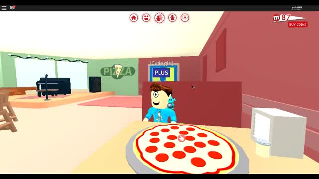 Watch Roblox MicroGuardian getting pizza GIF by Q&A (@pugleg2004) on Gfycat. Discover more related GIFs on Gfycat