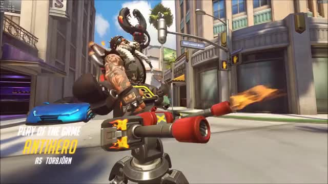 Watch Torbjörn sleeping on the job GIF on Gfycat. Discover more overwatch GIFs on Gfycat