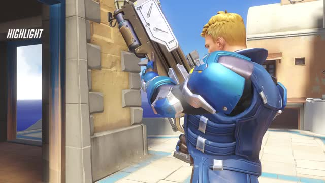Watch and share Overwatch GIFs and Soldier76 GIFs on Gfycat