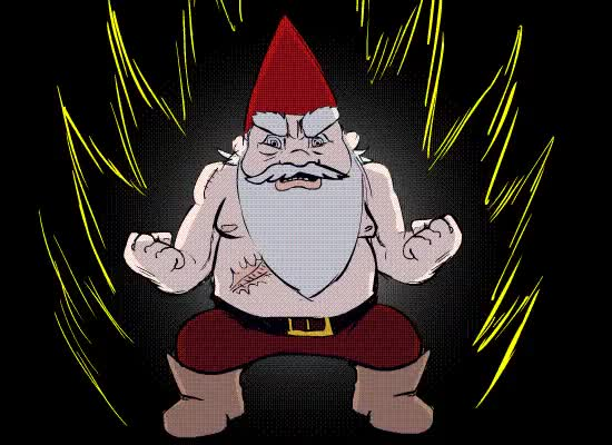 Watch and share Fran Puerto David The Gnome GIFs on Gfycat