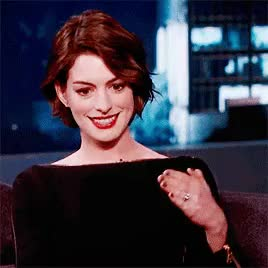 Watch and share Anne Hathaway GIFs and Mygifs GIFs on Gfycat