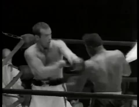 Watch and share Ingemar Johansson GIFs and Floyd Patterson GIFs on Gfycat