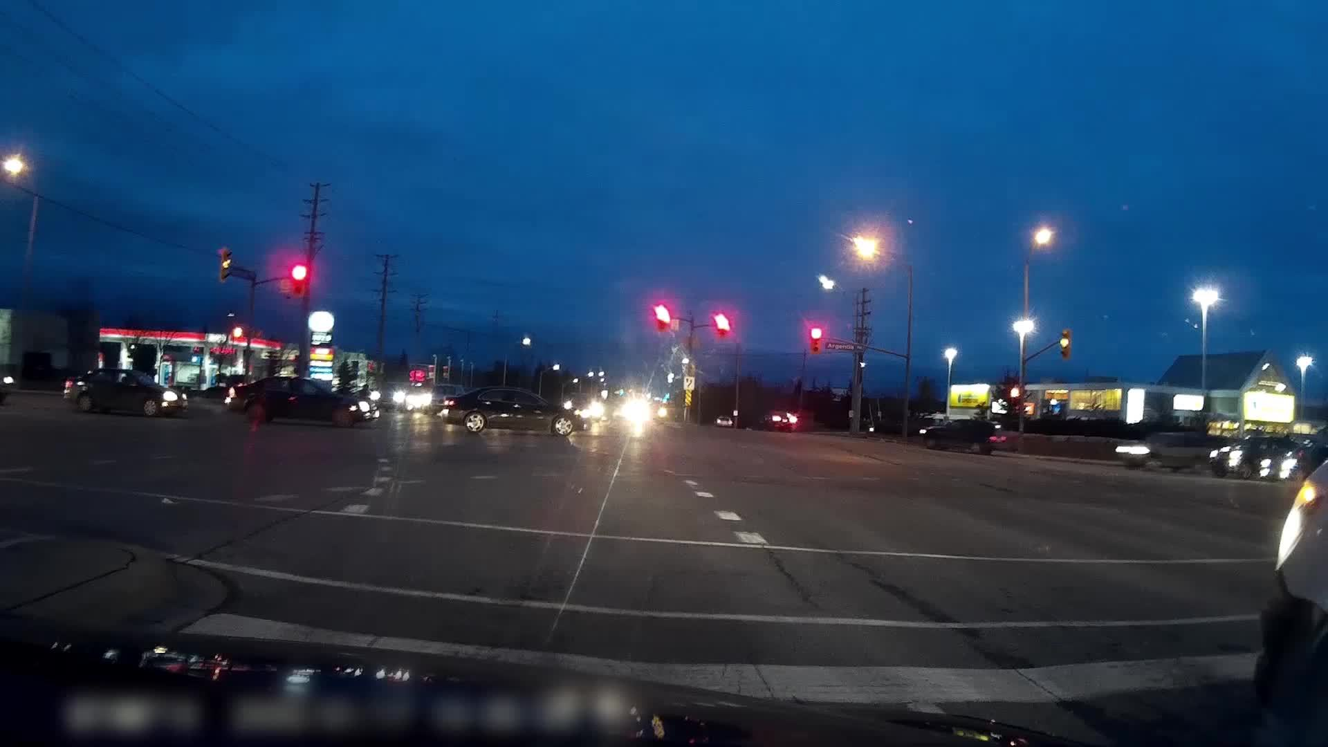 TorontoDriving, torontodriving, If you're going to run a red, make sure there aren't cops around GIFs