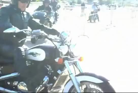 Watch and share Motorcycle GIFs and Leather GIFs on Gfycat