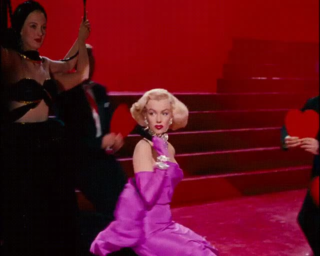 Watch and share Marilyn Monroe GIFs and Celebs GIFs by Vince on Gfycat